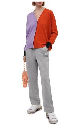 Женский кардиган из кашемира и шерсти MARNI разноцветного цвета, арт. CDMD0218Q0/UFZ763 | Фото 2
