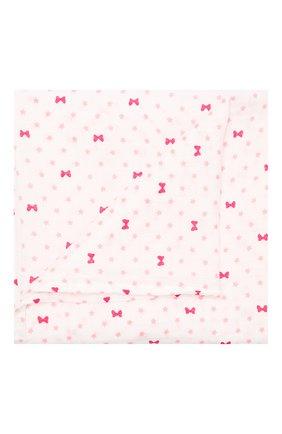 Детского комплект из четырех пеленок ADEN+ANAIS розового цвета, арт. ADISN100 | Фото 2
