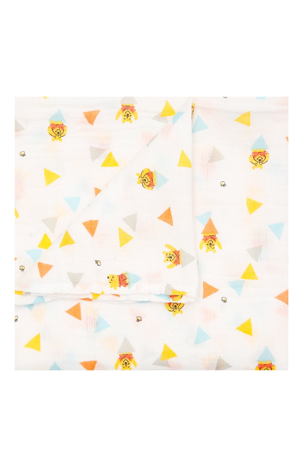 Детского комплект из четырех пеленок ADEN+ANAIS разноцветного цвета, арт. ADISN102 | Фото 3