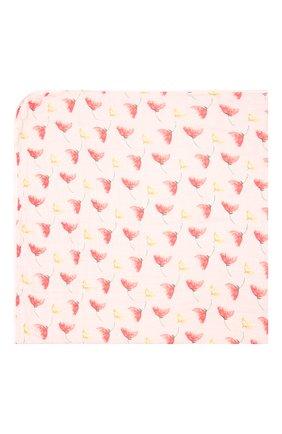 Детского хлопковое одеяло ADEN+ANAIS розового цвета, арт. ADBC10001 | Фото 1