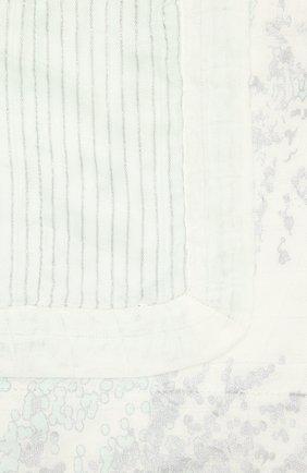 Детского хлопковое одеяло ADEN+ANAIS разноцветного цвета, арт. 9322 | Фото 2