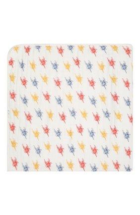 Детского хлопковое одеяло ADEN+ANAIS разноцветного цвета, арт. EMBC10006WB | Фото 3