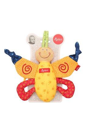 Детского игрушка бабочка SIGIKID разноцветного цвета, арт. 49289 | Фото 1