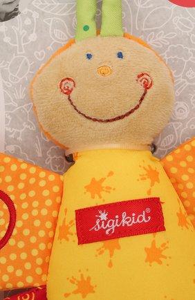 Детского игрушка бабочка SIGIKID разноцветного цвета, арт. 49289 | Фото 2