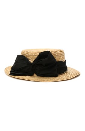 Детская шляпа DESIGNERS CAT черного цвета, арт. 100000K01000734/56-58   Фото 2
