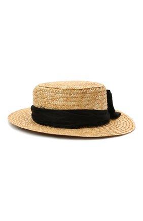 Детская шляпа DESIGNERS CAT черного цвета, арт. 100000K01000734/50-54 | Фото 1