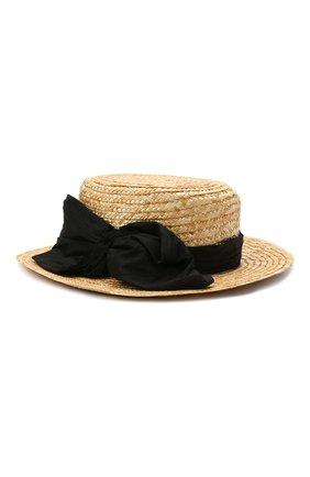 Детская шляпа DESIGNERS CAT черного цвета, арт. 100000K01000734/50-54 | Фото 2