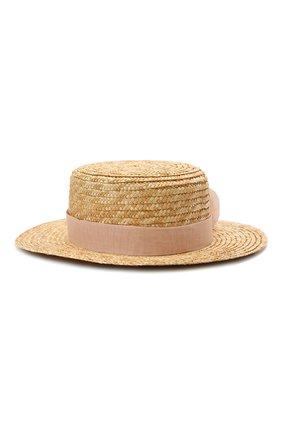 Детская шляпа DESIGNERS CAT розового цвета, арт. 100000K01000731/56-58   Фото 1