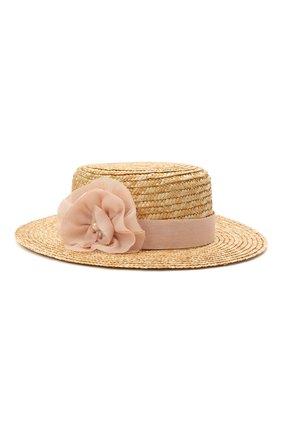 Детская шляпа DESIGNERS CAT розового цвета, арт. 100000K01000731/56-58   Фото 2