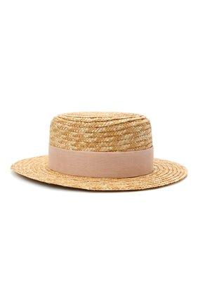 Детская шляпа DESIGNERS CAT розового цвета, арт. 100000K01000731/50-54   Фото 1