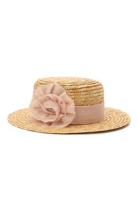 Детская шляпа DESIGNERS CAT розового цвета, арт. 100000K01000731/50-54   Фото 2