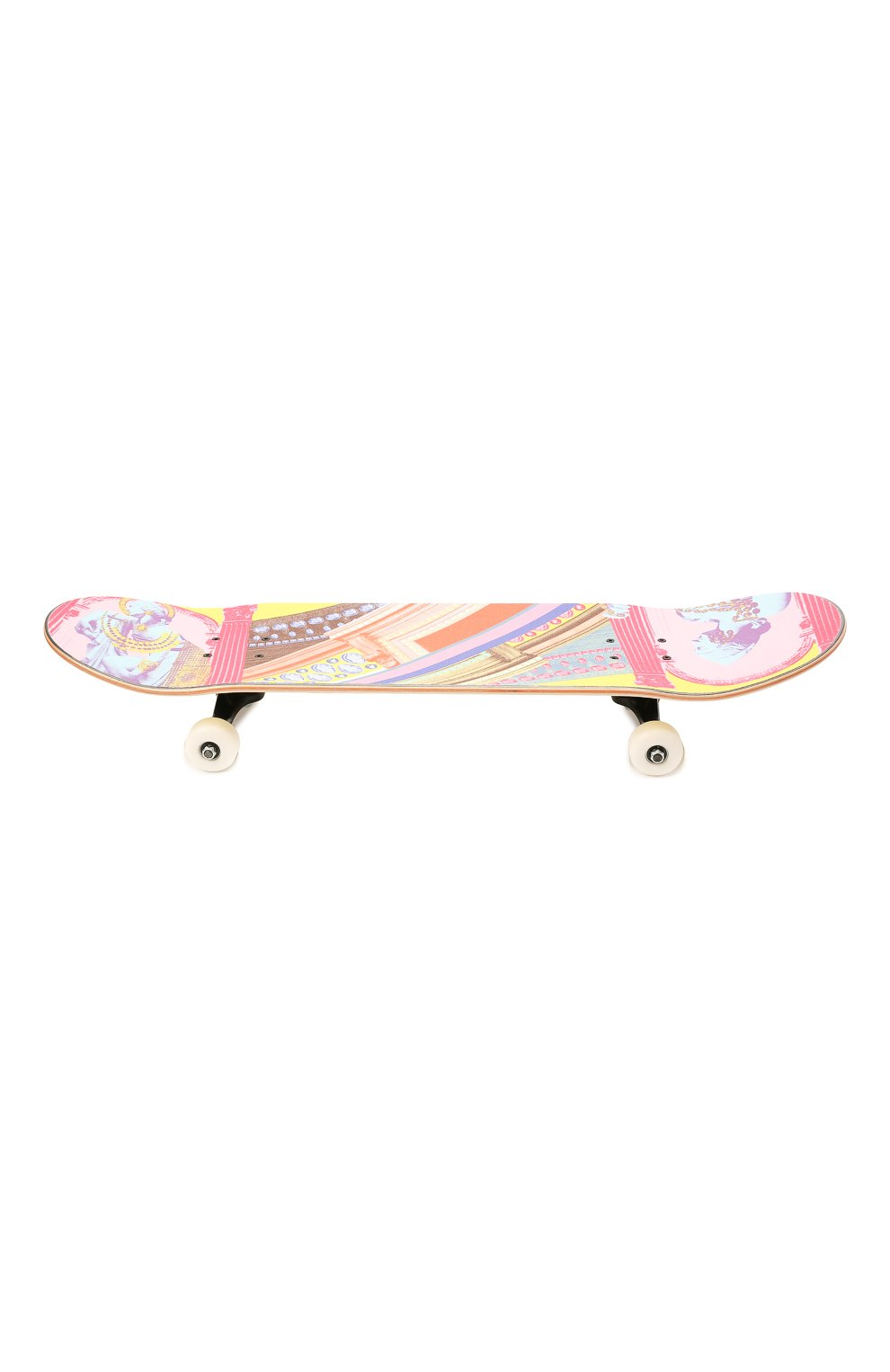 Детского скейтборд VERSACE разноцветного цвета, арт. ZSKATE001/ZW00D001 | Фото 1 (Материал: Дерево)
