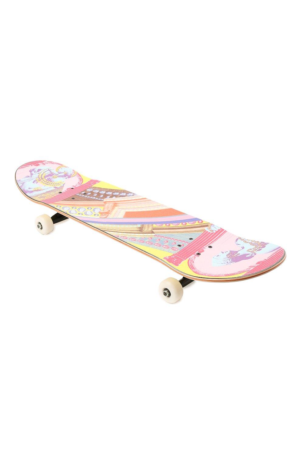 Детского скейтборд VERSACE разноцветного цвета, арт. ZSKATE001/ZW00D001 | Фото 2 (Материал: Дерево)