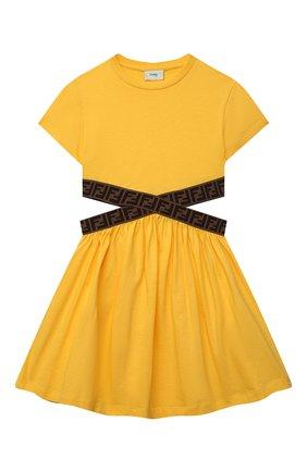 Хлопковое платье   Фото №1