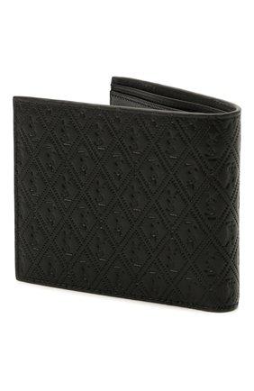 Мужской кожаное портмоне SAINT LAURENT черного цвета, арт. 647151/18G1Z | Фото 2