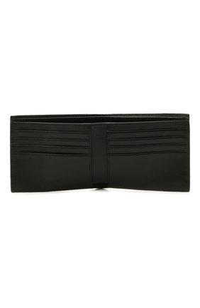 Мужской кожаное портмоне SAINT LAURENT черного цвета, арт. 647151/18G1Z | Фото 3