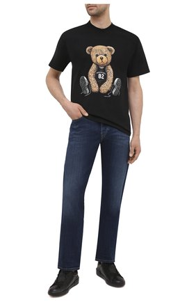 Мужские джинсы DIESEL синего цвета, арт. A00392/009ML | Фото 2