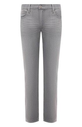 Мужские джинсы PAIGE светло-серого цвета, арт. M657743-4016 | Фото 1
