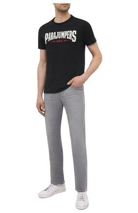 Мужские джинсы PAIGE светло-серого цвета, арт. M657743-4016 | Фото 2