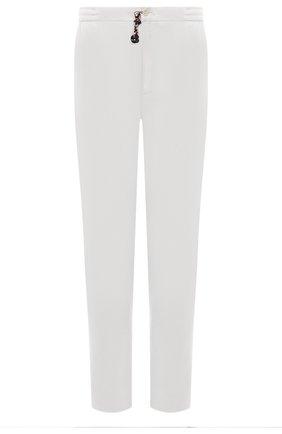 Мужские брюки MARCO PESCAROLO белого цвета, арт. CHIAIAM/4305 | Фото 1