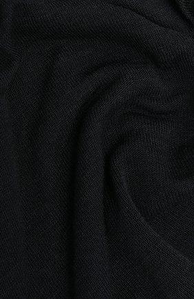 Мужской шарф из вискозы TRANSIT темно-синего цвета, арт. SCAUTRN5001 | Фото 2 (Материал: Текстиль, Вискоза; Кросс-КТ: другое)