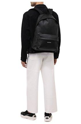 Кожаный рюкзак Explorer   Фото №2