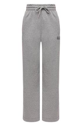 Женские брюки GANNI серого цвета, арт. T2774 | Фото 1