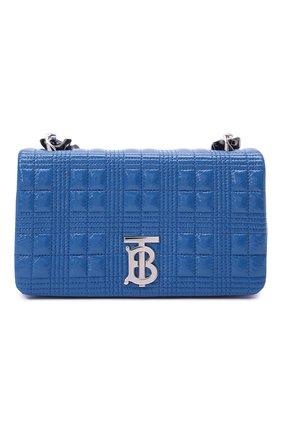 Женская сумка lola BURBERRY синего цвета, арт. 8038877   Фото 1