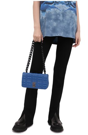 Женская сумка lola BURBERRY синего цвета, арт. 8038877   Фото 2