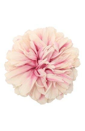 Женское текстильный чокер DOLCE & GABBANA светло-розового цвета, арт. FT050R/GER88   Фото 1