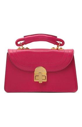 Женская сумка julliette small MARNI фуксия цвета, арт. BMMP0043Y0/P2644 | Фото 1