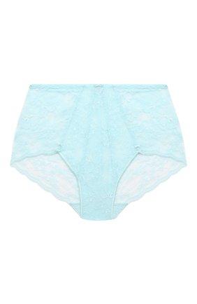 Женские трусы-шорты GIANANTONIO PALADINI голубого цвета, арт. S12GS04 | Фото 1