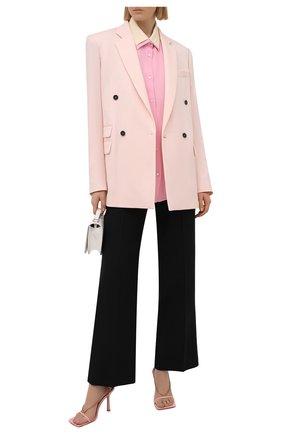 Женская рубашка N21 светло-розового цвета, арт. 21E N2M0/G032/5111   Фото 2