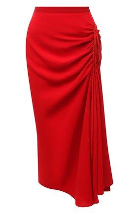 Женская юбка N21 красного цвета, арт. 21E N2M0/C051/5080 | Фото 1