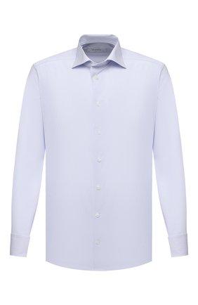 Мужская хлопковая сорочка ETON голубого цвета, арт. 2527 79512 | Фото 1