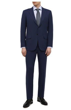 Мужская хлопковая сорочка ETON голубого цвета, арт. 2527 79512 | Фото 2