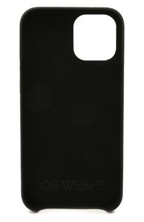Чехол для iphone 12 pro max OFF-WHITE черного цвета, арт. 0MPA027S21PLA005 | Фото 2