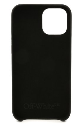 Чехол для iphone 12 pro max OFF-WHITE черно-белого цвета, арт. 0MPA027S21PLA004 | Фото 2