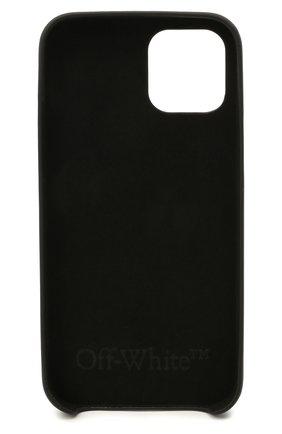 Чехол для iphone 12/12 pro OFF-WHITE черного цвета, арт. 0MPA026S21PLA005 | Фото 2
