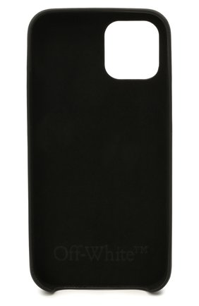 Чехол для iphone 12/12 pro OFF-WHITE черно-белого цвета, арт. 0MPA026S21PLA004 | Фото 2