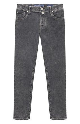 Детские джинсы JACOB COHEN серого цвета, арт. D1011 J-03002-W4   Фото 1