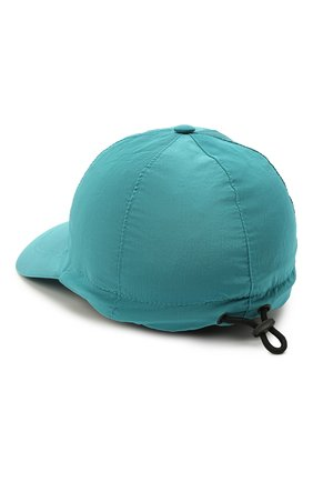 Мужской бейсболка STONE ISLAND бирюзового цвета, арт. 741599576 | Фото 2