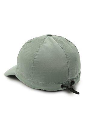 Мужской бейсболка STONE ISLAND светло-зеленого цвета, арт. 741599576 | Фото 2