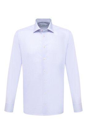 Мужская хлопковая сорочка ETON голубого цвета, арт. 1000 00438 | Фото 1
