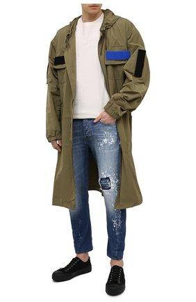 Мужские джинсы PREMIUM MOOD DENIM SUPERIOR синего цвета, арт. S21 0352740030/BARRET   Фото 2