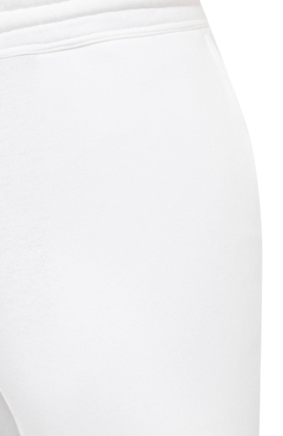 Мужские хлопковые джоггеры TOM FORD белого цвета, арт. BW265/TFJ208 | Фото 5