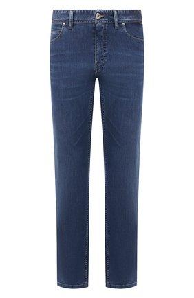 Мужские джинсы BRIONI синего цвета, арт. SPPA0M/P0D06/STELVI0 | Фото 1