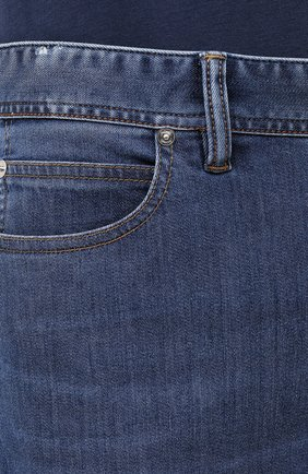 Мужские джинсы BRIONI синего цвета, арт. SPPB0M/P0D06/MERIBEL   Фото 5