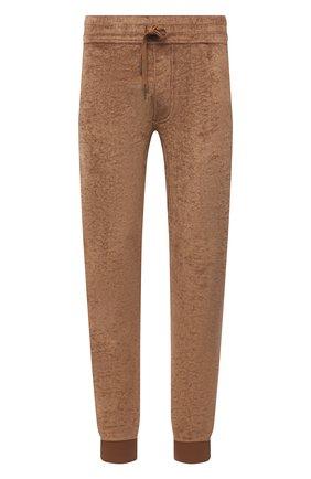 Мужские джоггеры TOM FORD коричневого цвета, арт. BW277/TFJ207 | Фото 1