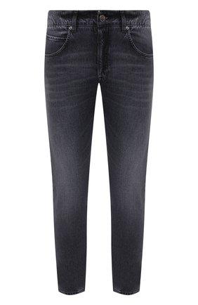 Мужские джинсы TWO MEN IN THE WORLD темно-серого цвета, арт. A12O020 Farran   Фото 1